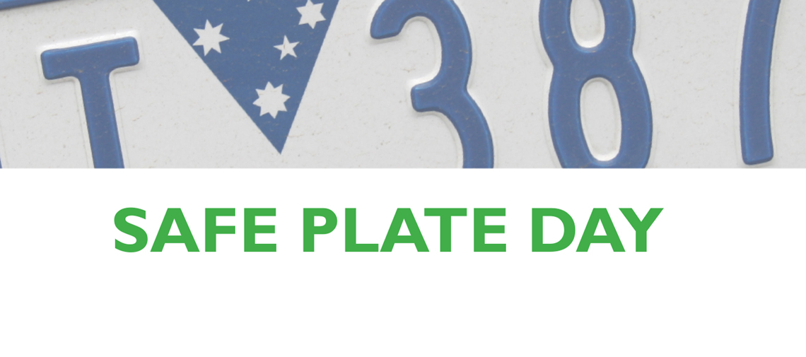 Safe Plate Day