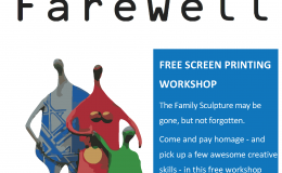 FREE Screen Printing Workshop