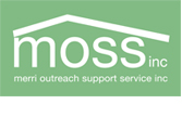 Merri transitional outreach support team logo
