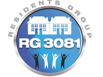 Residents Group 3081 Meeting